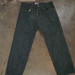 Mens size 38×30 jeans